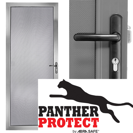 PANTHER SECURITY SOLUTIONS - Licensed Only & Home - Doolans Group Security Screens